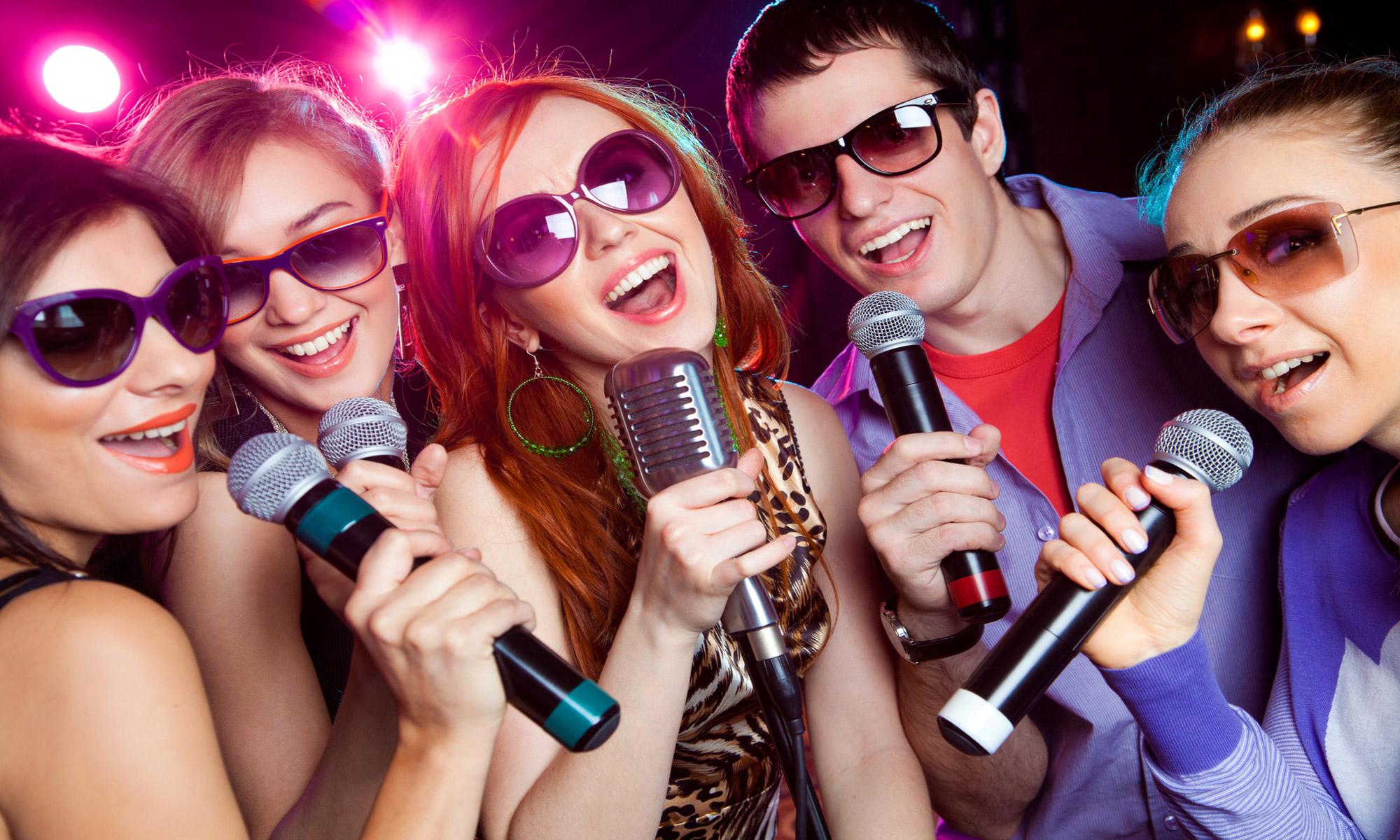 Talented Karaoke Singers